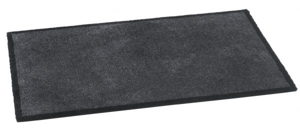 Ambiance Plains Anthracite barrier floor mat - barrier entrance mat