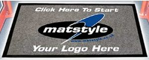 Matstyle - company logo mats for your business