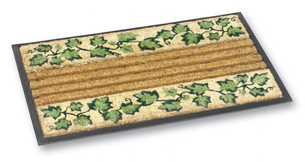 Dogger ivy coir door mat - coir entrance mat