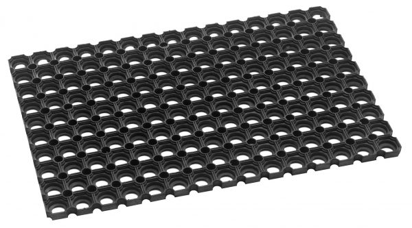 Finisterre entrance mat - rubber floor mat