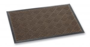 Furbo Anthracite 45 x 75cm barrier floor mat - barrier entrance mat - barrier door mat