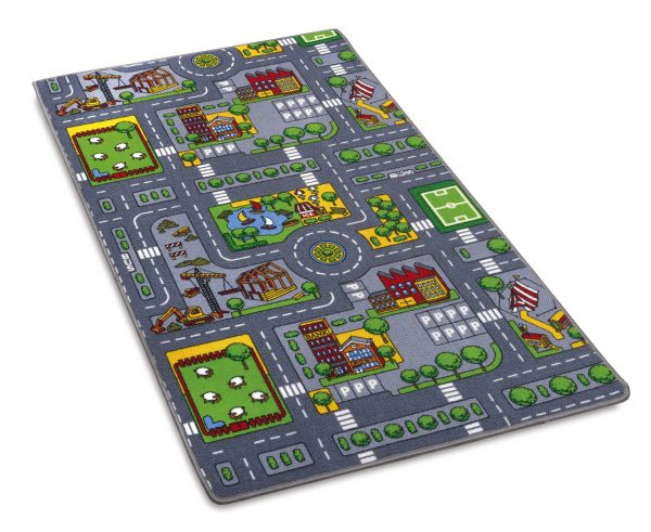 Childs road play mat