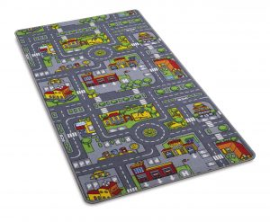 Dual Play Mat - road mats on both sides