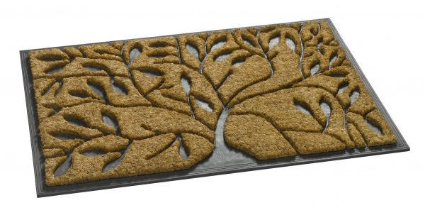 Trafalgar Superior Big Tree coir door mat - coir entrance mat