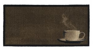 Vision Cuppa barrier floor mat - barrier entrance mat