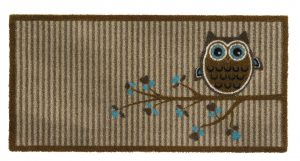 Vision Owl barrier entrance mat - barrier floor mat