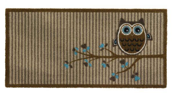 Vision Owl barrier entrance mat - barrier floor mat